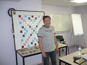 Franck MANIQUANT, maître de stage