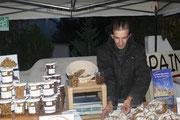 Point de vente Au petit épeautre, Marché Montpellier Place Albert 1er le mercredi matin