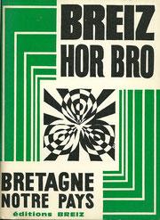 4e édition, 1973 © Charles Le Gall - Job Jaffré / Breiz - Kendalc'h / collection Dielloù Charlez ar Gall