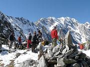 Trek Makalu, Népal