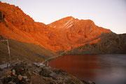 Lac Gosaikund, Langtang, Népal
