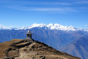 Himalaya, Lauribina, Langtang, Népal