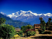 Nagarkot's surroundings village