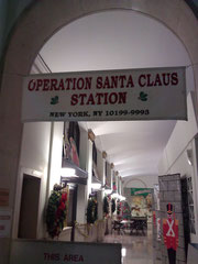 Operation Santa Claus の窓口
