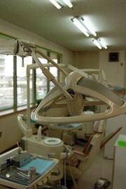アットホームな診療所