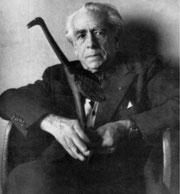 L'artiste Francis Picabia