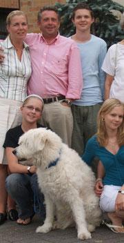 unsere Familie - Juli 2006