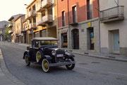 Dans les rues de Castellfollit