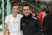 Christina Hering und Daniel Stoll