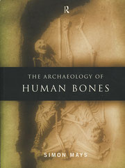 『The Archaeology of Human Bones』(人骨の考古学)