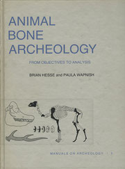 『Animal Bone Archeology』
