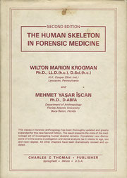 『The Human Skeleton in Forensic Medicine』