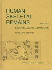 『Human Skeletal Remains』
