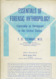 『Essentials of Forensic Anthropology』