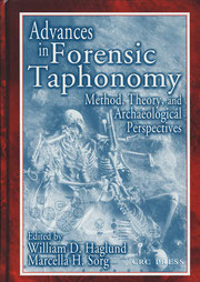 『Forensic Taphonomy』