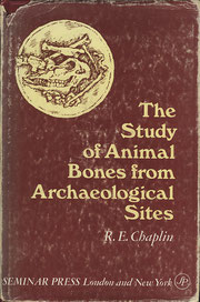 『The Study of Animal Bones from Archaeological Sites』