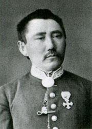 якутский купец Захаров П.И.