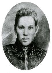 Мария Павловна Черская