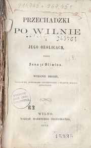 Przechadzki po Wilnie