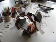 1,5 KW E Motor verlinkt zur E Mail - Anfrage an AQ Pluss  Elektromotoren