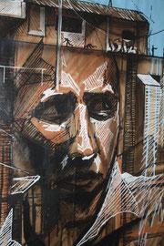 Bender street art in der Galerie Urbanes Leipzig!