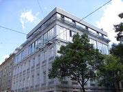 Fassade Ecke Fendigasse - Kohlgasse 8