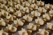 Sardinian handmade Pardulas
