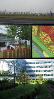 Villepinte / Hôpital G. Pompidou / River Plaza
