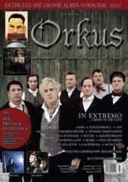 Orkus Ausgabe März 2011