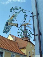 bayerische Zoigl - Wirtshäuser