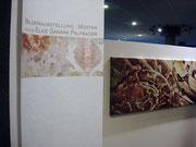 Ausstellung in der Galerie Ford Reschen Garage, Meran