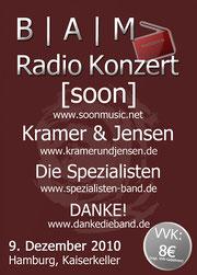 B | A | M Radio Konzert