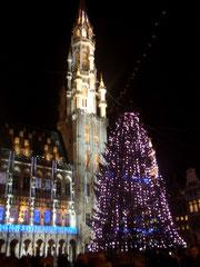 Das Brüsseler Rathaus