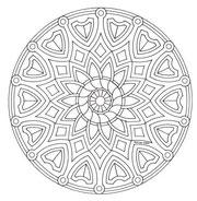 Rituel De Coloriage De Mandalas Fiches De Preparations Cycle1
