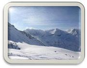 Alpen in Österreich