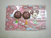 バレンタインの手作りチョコ