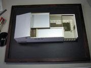 建築模型 改修前 写真 画像