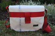 Recyclingtasche, Airbag, Umhängetasche Masterline