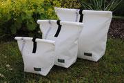 New Port, Rollbag, Rolltasche, Weihnachtstasche, Recyclingtasche, Airbag, Kosmetik