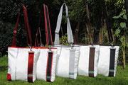Recyclingtasche, Airbag, Umhängetasche Avant