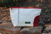 Kulturtasche, Crosley, Weihnachtstasche, Recyclingtasche, Airbag, Kosmetik