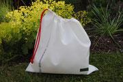 Wäschebeutel, Van, Weihnachtstasche, Recyclingtasche, Airbag,