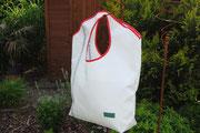 Beuteltasche, Pick Up, shoppen, Recyclingtasche, Airbag, Umhängetasche