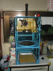 かき氷の機械、業務用!