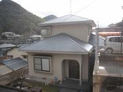 北九州市門司区 屋根塗装 高圧洗浄 錆止め塗料 ヤネフレッシュ