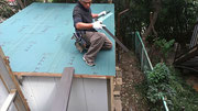 北九州市小倉北区 雨漏りリフォーム 倉庫 ガルバリウム鋼板