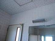 北九州市小倉北区 オフィスビル メンテナンス 塩ビタイル バーチカルブラインド トイレタイル補修
