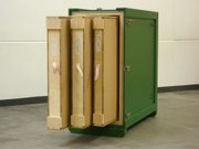 insulated crates &  travel frames