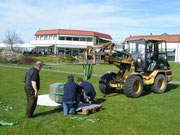 J. Machold, Golfplatz Semlin