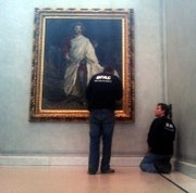 measuring of old masters